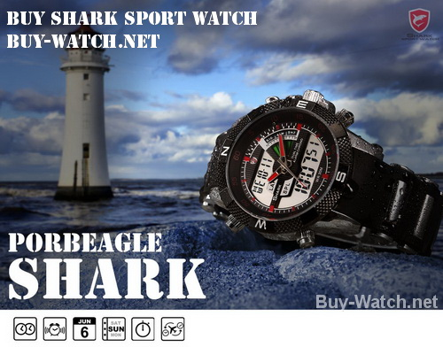 Buy-Watch Probeagle Shark Red image
